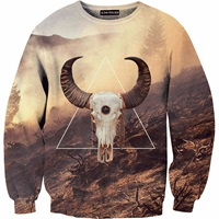 Aloha From Deer Billy Goat Sweater