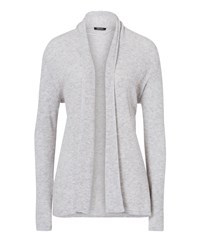 Olsen Edge To Edge Cardigan Storm Grey