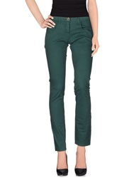 Annarita N. Denim Pants Green
