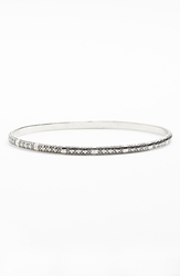 Konstantino 'Classics' Etched Bangle Silver