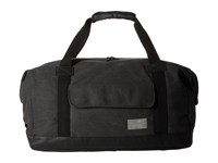 Hex Relay Duffel Charcoal Canvas Duffel Bags Gray