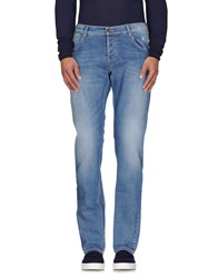Maison Clochard Denim Denim Trousers Men Blue