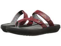Wolky Bali Red Women's Sandals