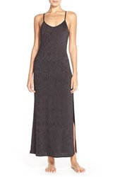 Urban Outfitters Women's Free People 'She Moves' Maxi Jersey Gown