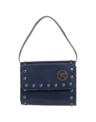 Replay Handbags Dark Blue