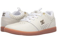 Dc Cole Signature Se White Gold Men's Skate Shoes