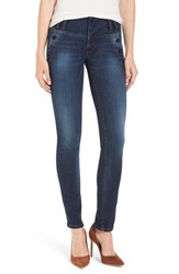 Kut From The Kloth Women's 'Diana' Button Pocket Skinny Jeans