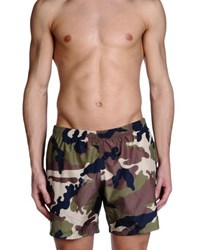 Dondup Swimwear Swimming Trunks Men