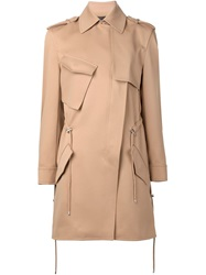 Alexander Wang Military Jacket Nude And Neutrals