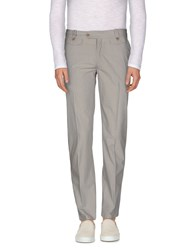 Hotel Trousers Casual Trousers Men Grey