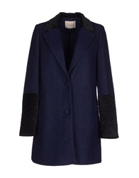 Darling Coats Blue