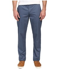 Benny Gold First Class Chino Pants Slate Men's Casual Pants Metallic