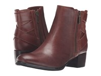 Isola Delta Sturdy Brown Montana Women's Boots