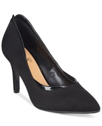 Impo Trillian Pointed Toe Pumps Women's Shoes Black