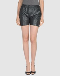Jasmine Di Milo Leatherwear Leather Trousers Women Steel Grey
