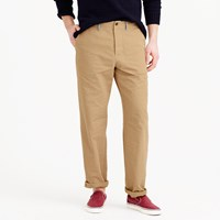 J.Crew Wallace And Barnes Classic Fit Military Chino In Italian Cotton
