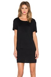 Evil Twin Whiskey River T Shirt Dress Black