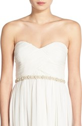 Women's Camilla Christine Faux Pearl And Bead Belt