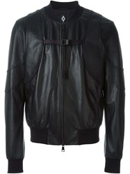 Marcelo Burlon County Of Milan 'Rawson' Bomber Jacket Black