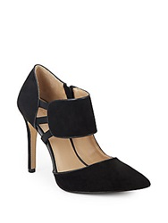 Saks Fifth Avenue Cypress D'orsay Pumps Black