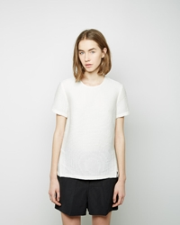 Christian Wijnants Trang Top White