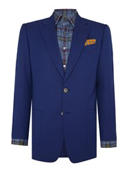 Chester Barrie Elverton Blazer Blue