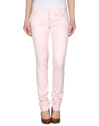 Magazzini Del Sale Casual Pants Pink