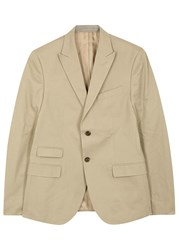 Dockers Fillmore Stone Brushed Twill Blazer