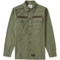 Carhartt Arrow Military Overshirt Green