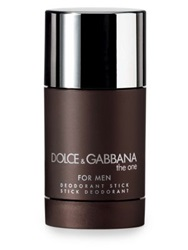 Dolce And Gabbana The One For Men Deodorant Stick No Color