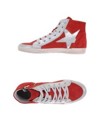 Bagatt High Tops And Trainers Red