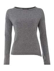 La Fee Maraboutee Large Pullover Black