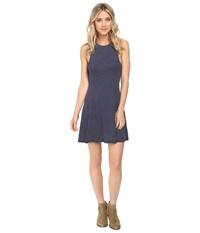 Billabong Dream On Dress Peacoat Women's Dress Blue