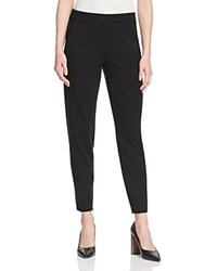 Magaschoni Ponte Relaxed Pants Black