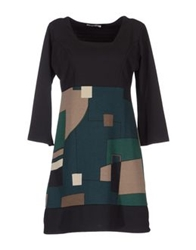 Lou Lou London Short Dresses Dark Green