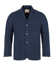 Realm And Empire Lightweight Casual Montgomery Blazer Navy