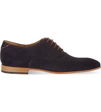 Paul Smith Starling Oxford Shoes Navy
