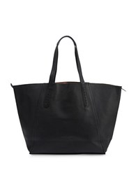 Liebeskind Niigata Leather Tote Bag Black