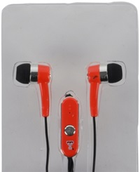 Mizco Texas Tech Red Raiders Earbuds