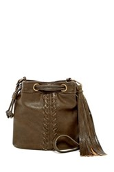 Carlos By Carlos Santana Sadie Mini Drawstring Bag Green
