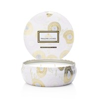 Voluspa Japonica Limited Edition 3 Wick Candle In Tin Panjore Lychee