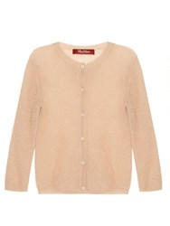 Max Mara Fascia Cardigan Light Pink