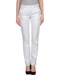 Miriam Ocariz Casual Pants White