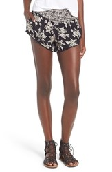 Women's Volcom 'On The Brink' Print Shorts