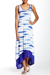 Kensie Hi Low Maxi Dress Multi