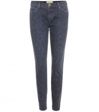 Current Elliott The Stiletto Skinny Jeans Blue