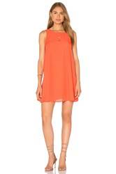Lucca Couture Tank Mini Dress Orange