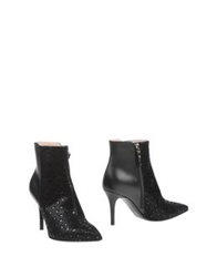 Lerre Ankle Boots Black
