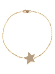 Luis Miguel Howard 18Kt Yellow Gold Star Bracelet