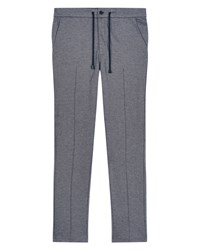 Jaeger Double Faced Jersey Joggers Grey